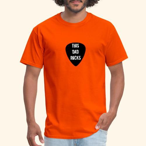 Shirt this dad rocks - Men's T-Shirt