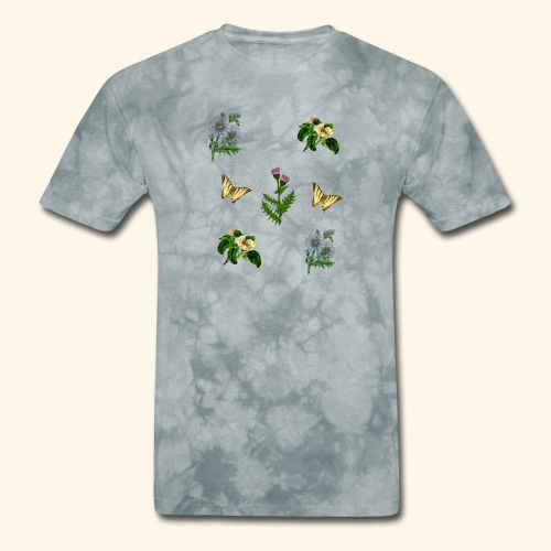 vintage bloom Botanical Design - Men's T-Shirt