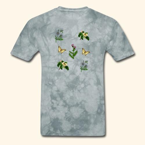 vintage bloom Botanical Design - Men's T-Shirt