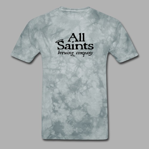 All Saints Logo Black - Men's T-Shirt