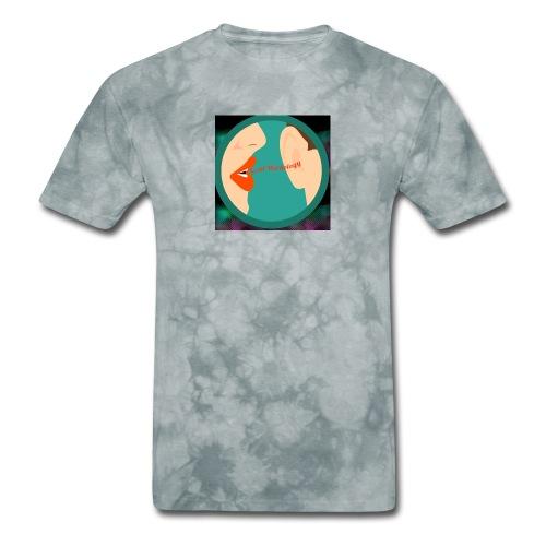 WhisperSocialWorkology - Men's T-Shirt