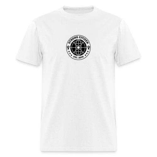 Strong Citizen Logo - Men's T-Shirt