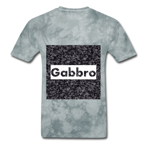 Gabbro Background - Men's T-Shirt