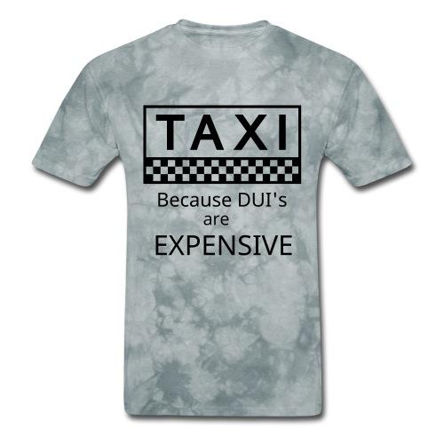 Taxi - Men's T-Shirt