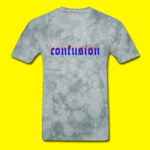 3D confusion - Men's T-Shirt