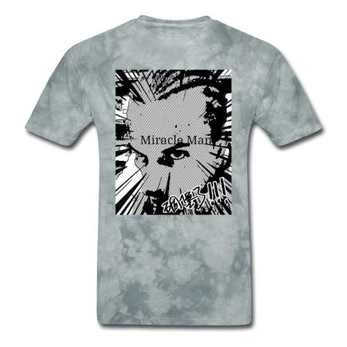 MiracleMan Fashion - Men's T-Shirt