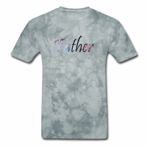 One with the universe - Men's T-Shirt