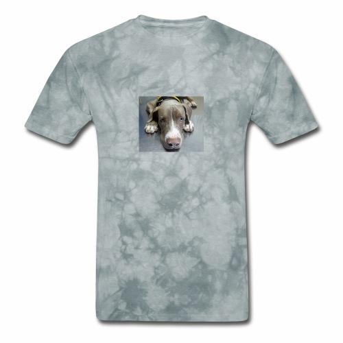 lovely puppy - Men's T-Shirt