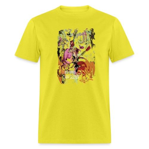 US PSYCH long - Men's T-Shirt