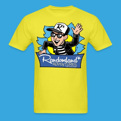 Randomland Burst Shirt - Men's T-Shirt