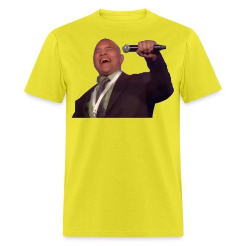 heyheyhey3 png - Men's T-Shirt