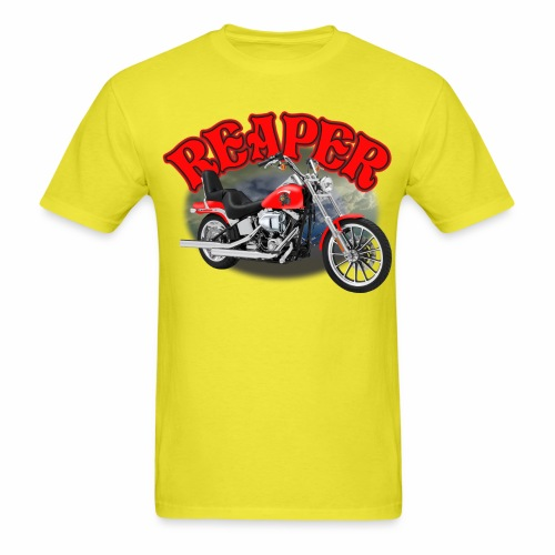 Motorcycle Reaper - Men's T-Shirt