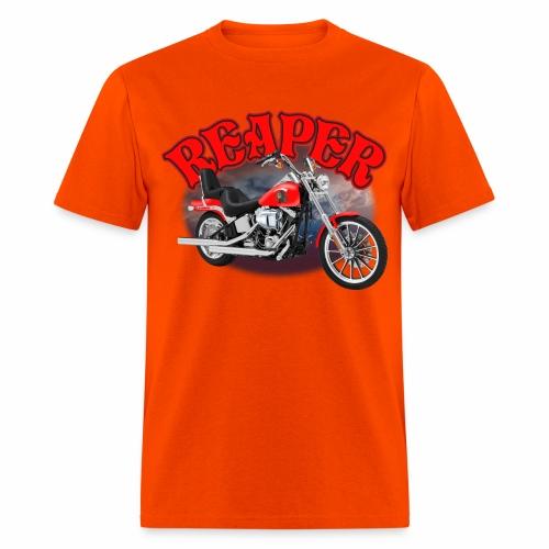 Motorcycle Reaper - Men's T-Shirt
