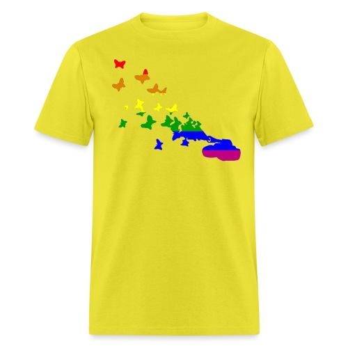 rainbowtank - Men's T-Shirt