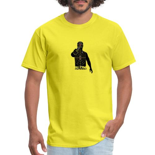 BU7N LOGO TRANSPARENT - Men's T-Shirt