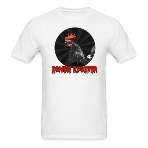 zombierooster - Men's T-Shirt