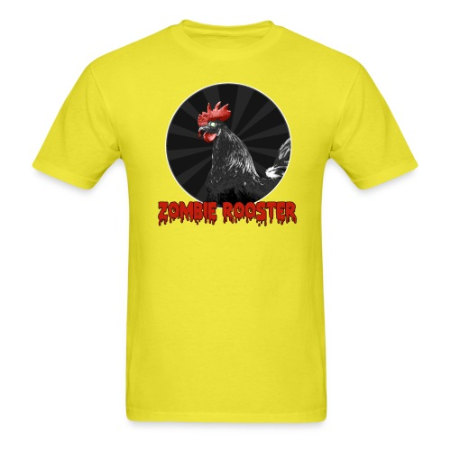 zombierooster - Men's T-Shirt