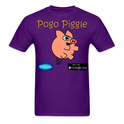 Pogo Piggle - Men's T-Shirt