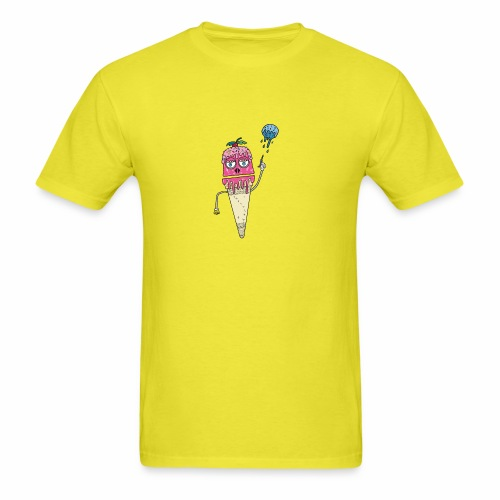 Crème glacée en danger - Men's T-Shirt