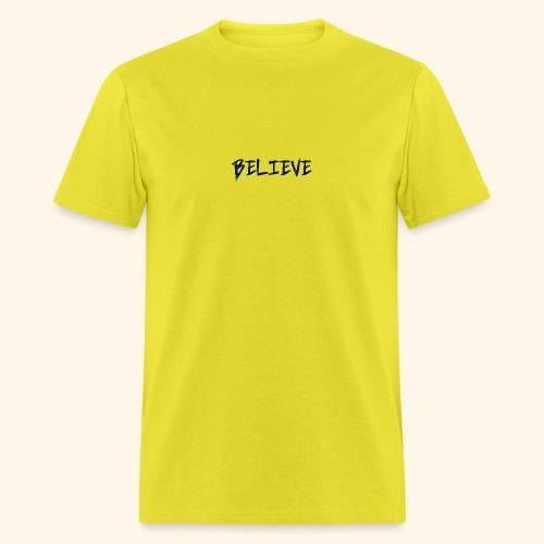 Believe - Men's T-Shirt