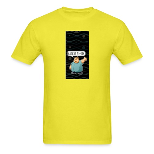 nerdiphone5 - Men's T-Shirt