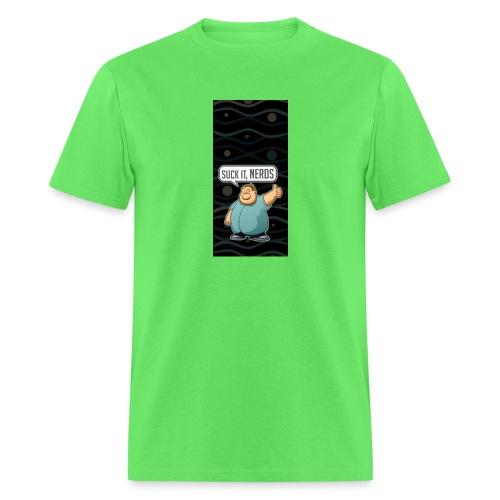 nerdiphone5 - Men's T-Shirt