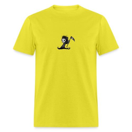 the grim - Men's T-Shirt