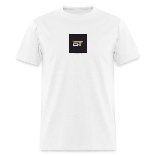 BT logo golden - Men's T-Shirt