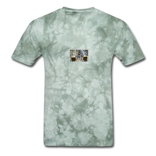 Earthquake Image 5 - Men's T-Shirt