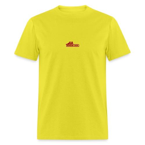 UA_trombonechoirCrimson - Men's T-Shirt