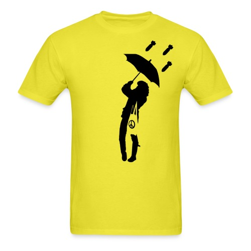 Raining Man black - Men's T-Shirt