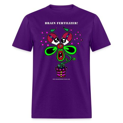 Brain Fertilizer - Men's T-Shirt