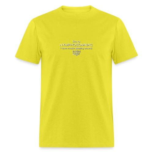 rantinggavlogo png - Men's T-Shirt