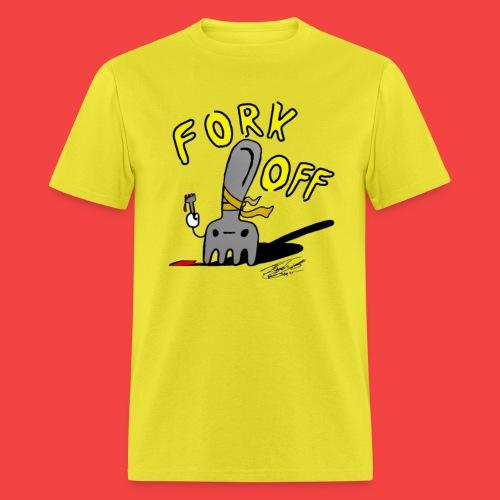 Fork off - Men's T-Shirt