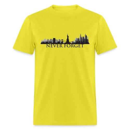 New York: Never Forget - Men's T-Shirt