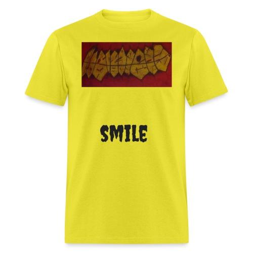 Smile S.J. Art - Men's T-Shirt