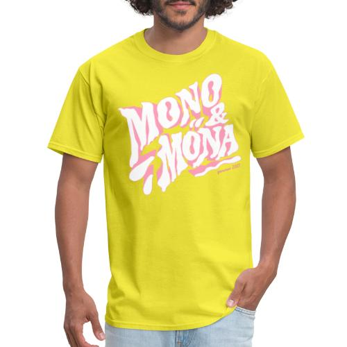 mono y mona - Men's T-Shirt