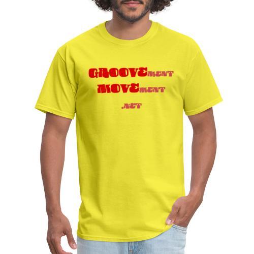GROOVEment MOVEment 2 - Men's T-Shirt