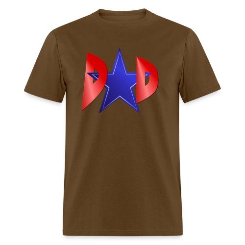 Blue Star Dad - Men's T-Shirt