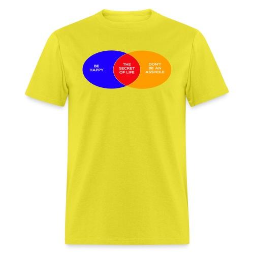 Secret of Life - Men's T-Shirt