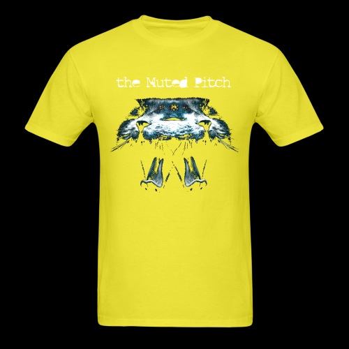 tMP cat CMYK png - Men's T-Shirt
