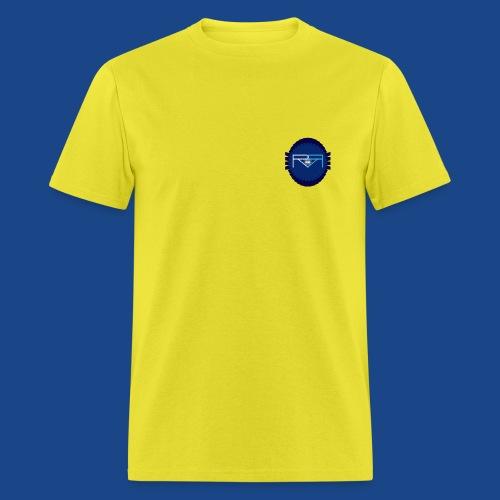 eye by ronald renee blue png - Men's T-Shirt