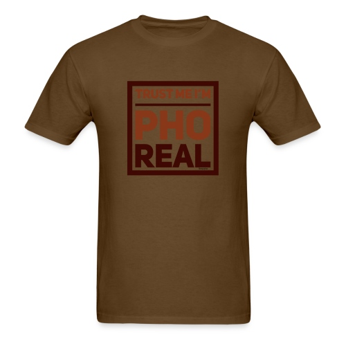 trust me i'm Pho Real - Men's T-Shirt