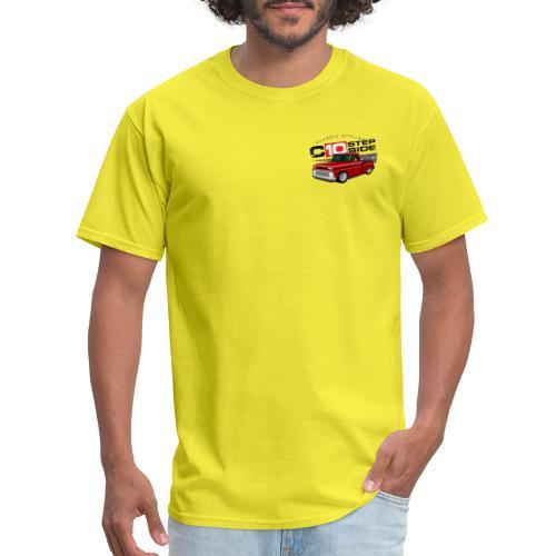 StepSideC10_2 - Men's T-Shirt
