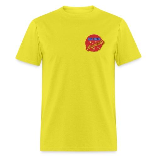 Logo Argonauts Round Logo - Men's T-Shirt