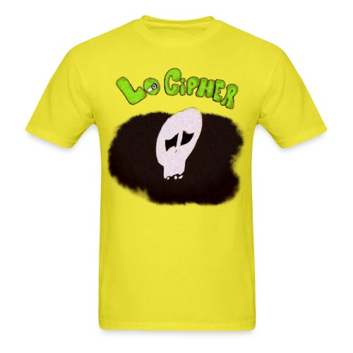 Lo cipher 420 - Men's T-Shirt