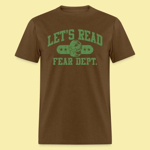 Athletic - Fear Dept. - Men's T-Shirt