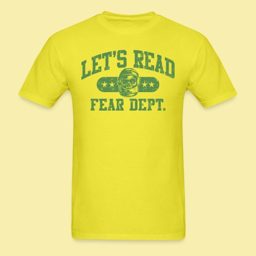 Athletic - Fear Dept. - Men's T-Shirt