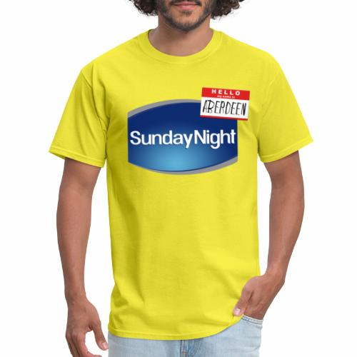Sunday Night - Men's T-Shirt