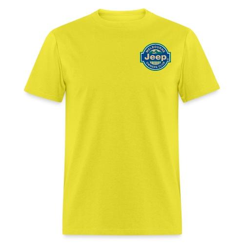 MJOC color logo - Men's T-Shirt